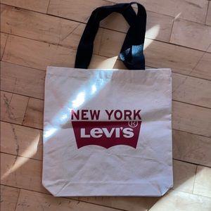 Levi's Canvas Tote